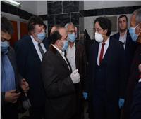 رئيس جامعة طنطا : انتاج 20 الف كمامة طبية لتغطية احتياجات المستشفيات بالغربية