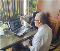 «عبد العاطي»: استمرار الإجراءات الاحترازية بـ«الري» لمنع تفشى فيروس كورونا
