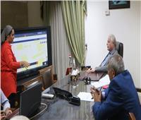 محافظ جنوب سيناء يجري لقاءً مع رئيس التخطيط العمراني لتطوير شرم الشيخ