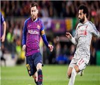ميسي: معجب بأسلوب محمد صلاح مع ليفربول