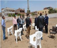 محافظ المنيا : تجهيز 89 منفذًا إضافيا لمكاتب البريد لصرف المعاشات