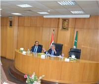 توقيع بروتوكول تعاون بين مستشفيات مديرية الصحة والجامعة بالمنيا