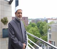 ممثل الأمم المتحدة لتحالف الحضارات يشيد بشيخ الأزهر
