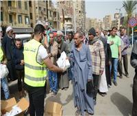 «مستقبل وطن» يشارك في توزيع حقائب مطهرات بالقاهرة