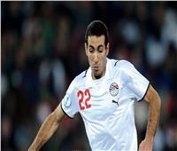"""في مثل هذا اليوم.. أبو تريكة يسجل هدفه الدولي الأول بقميص الفراعنة """"فيديو"""""""