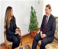 سفير تشيلي: لدينا شركات تستثمر في مصر و24 مليون دولار حجم التبادل التجاري