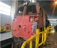 """""""ورشة التبين"""" تطلق 6 جرارات جديدة على السكك الحديدية بعد إعادة تأهيلها"""