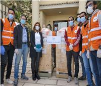 «أهل مصر» تجهز 5 غرف عناية مركزة و30 جهاز تنفس صناعي بمستشفيات العزل الصحي