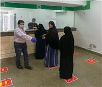 إجراءات جديدة لتيسير صرف المعاشات عبر مكاتب البريد | صور