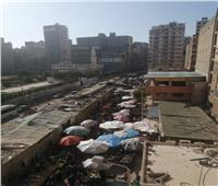 امسك مخالفة | تكدس وزحام في سوق العصافرة