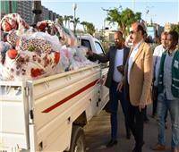 محافظ أسوان: استضافة 1150 مواطنًا سودانيًا بعد غلق المعابر الحدودية
