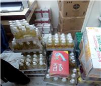 ضبط مخزن مستلزمات طبية غير مرخص في حملة تفتيش بصحة أسيوط