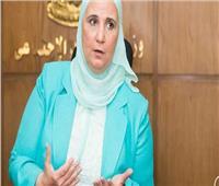 فيديو| وزيرة التضامن تزف بشرى سارة للسيدات المتعثرات