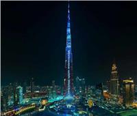 فيديو| في زمن «كورونا» الإمارات تشكر «أبطال المجتمع» عبر برج خليفة