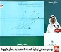 بث مباشر| مؤتمر لوزارة الصحة السعودية بشأن مكافحة فيروس كورونا