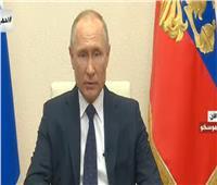 بث مباشر| تمديد العطلة.. شاهد كلمة الرئيس الروسي حول «كورونا»