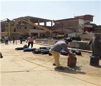 أسامة ربيع: قناة السويس تتكفل بالوقاية والتطهير والغذاء لأبناء قرية «أبوربيع»