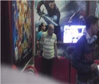 صور | ضبط «سايبر وبلايستيشن» لفتحه أثناء حظر التجوال في نجع حمادي