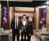 غداً.. حمدى الميرغنى وزوجته ضيفا عمرو الليثى ببرنامج واحد من الناس