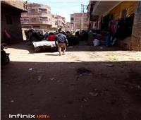 فض «سوق نوي» أكبر تجمع لتجار وبيع الخضروات بشبين القناطر لمواجهة فيروس «كورونا»