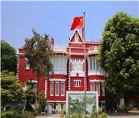 السفارة الصينية بالقاهرة تنكس العلم الوطني حدادا على ضحايا كورونا