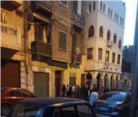 امسك مخالفة   صلاة جماعة في شارع محرم بك