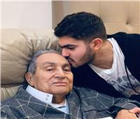 """حفيد مبارك يعلق على كورونا: """"من بعد جنازتك يا جدي معدش في عزاء ولا عمرة"""""""