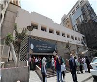 جامعة القاهرة تنشر نتائج المصابين من طاقم الاطباء والممرضين بمعهد الأورام
