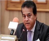 وزير التعليم العالي يوضح حقيقه عزل عميد معهد الأورام