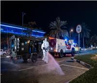 ننشر الصور الأولى لبرنامج التعقيم الوطني بـ«دبي» على مدى الـ24 ساعة