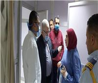 جامعة المنوفية  منع الأطقم الطبية من العمل فى أي مكان خارج مستشفيات الجامعة