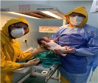 نجاح أول عملية ولادة قيصرية لمصابة بفيروس كورونا بالغردقة