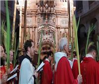 بسبب «كورونا».. احتفالات «أحد الشعانين» في كنائس القدس «دون مصلين»