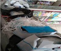 حملات واسعة للرقابة الإدارية على أماكن تخزين الأغذية والمستلزمات الطبية لمواجهة جشع التجار