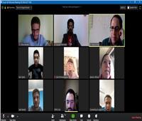 مجلس الأولمبياد الخاص يناقش الوقاية من «كورونا» عبر الفيديو كونفرانس