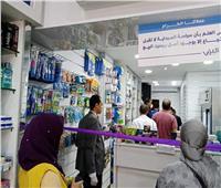 ضبط 8 آلاف و317 قطعة بدون فواتير وأدوية في صيدليات بقنا