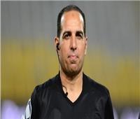 عقوبة صارمة من اتحاد الكرة على الحكم سعيد حمزة