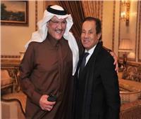 سفير المملكة العربية السعودية بمصر ينعي رجل الأعمال منصور الجمال