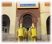 الداخلية تواصل تطهير وتعقيم السجون والأقسام والمراكز والمنشآت الشرطية