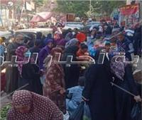 صور| كارثة تهدد بانتشار «كورونا» في حي المرج بالقاهرة