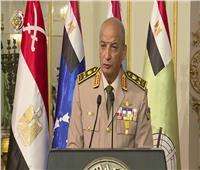 وزير الدفاع: القوات المسلحة طوعت إمكانياتهالخدمة الشعب المصري