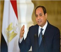 الرئيس السيسي: سنعبر تحدي «كورونا» بتعاون جميع أبناء الشعب