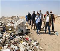 ياسمين فؤاد: نتابع عمليات التخلص الآمن من المخلفات خاصة في الظروف الراهنة