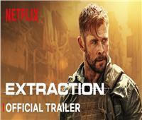 نتفليكس تطلق الإعلان التشويقي لفيلم Extraction لكريس هيمسورث