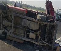 إصابة 21 عاملا زراعيا في حادثين بطرق الشرقية