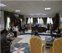 محافظ جنوب سيناء يشدد علي إجراءات الإزالات واسترداد ممتلكات الدولة