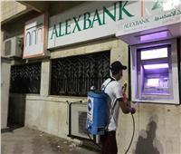 «مستقبل وطن» يطهر ويعقم المصالح الحكومية بقنطرة الإسماعيلية