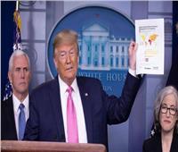 ترامب: بعض الدول تخفي الأرقام الحقيقية لمصابي كورونا