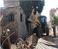 محافظ القاهرة: إزالة منطقة عزبة الإخلاص بالهايكستب