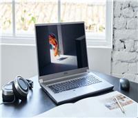 تعرف على أول «لاب توب» في العالم يضم شاشة بتكنولوجيا MiniLED